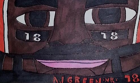 A. J. Green par armattock